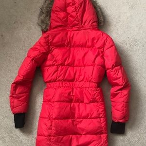 Steve Madden girls 14/16 or women's XS puffy coat